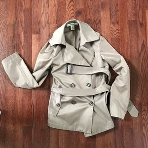 Women's Banana Republic Trench Coat